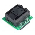 Adapter (Add-on) BGA63 ZIF NAND dla programatorów XGecu (TL866II Plus)