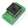 Adapter uniwersalny PLCC44 -> PDIP44 Open top ZIF (1:1)