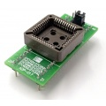 Adapter uniwersalny PLCC44 -> PDIP40 (uP+EPROM)