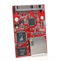 Interface SD Card/MMC - SATA