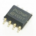 Pamięć EEPROM 24C04 ST SO8 (SMD), –40°C do +85°C