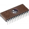 Pamięć EPROM 27C256 DIL28 (UV) AMD, 90ns, –40°C do +85°C