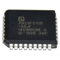 Pamięć FLASH 29F010 PLCC32 (SMD) AMD 55ns, –40°C do +85°C