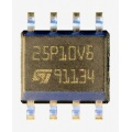 Pamięć Serial Flash  1-Mbit (128KB) SPI 25P10 ST SO8 (SMD)