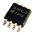 Pamięć Serial Flash 32-Mbit (4MB) SPI 25X32 Winbond SO8 (SMD)